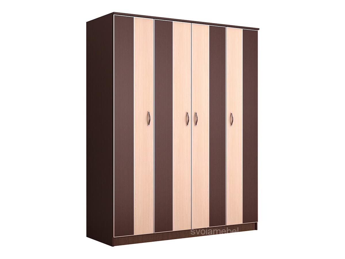 Шкаф распашной глэдис Чк-1 владимирская мебель.