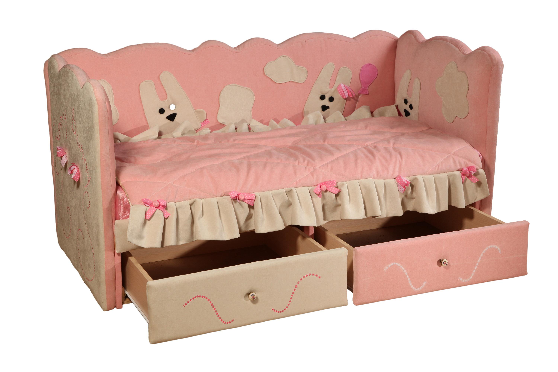 Детский диван для девочки Москва с доставкой